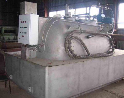 Изготовление емкостей для транспортировки жидких радиоактивных отходов